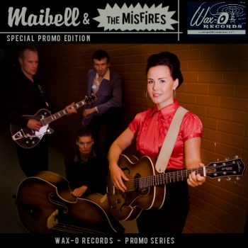 MAIBELL & THE MISFIRES Paypal-cd